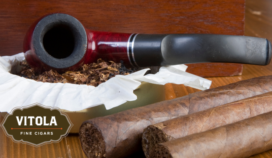 What Is The Difference Between Cigar Tobacco and Pipe Tobacco